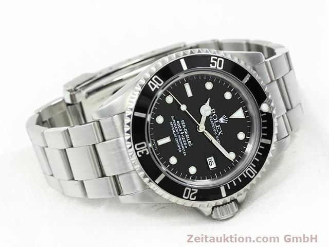Used luxury watch Rolex Sea Dweller steel automatic Kal. 3135 Ref. 16600  | 140462 03