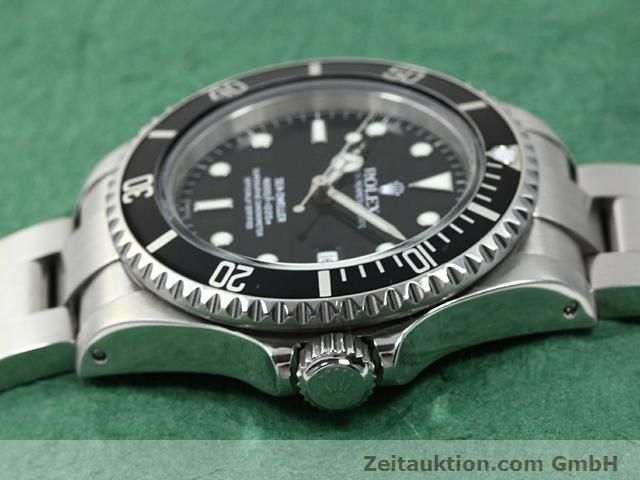Used luxury watch Rolex Sea Dweller steel automatic Kal. 3135 Ref. 16600  | 140462 05