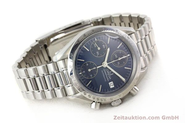 Used luxury watch Omega Speedmaster chronograph steel automatic Kal. 1152  | 140468 03