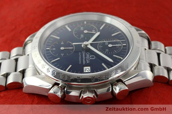 Used luxury watch Omega Speedmaster chronograph steel automatic Kal. 1152  | 140468 05