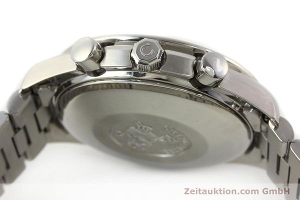 Used luxury watch Omega Speedmaster chronograph steel automatic Kal. 1152  | 140468 11