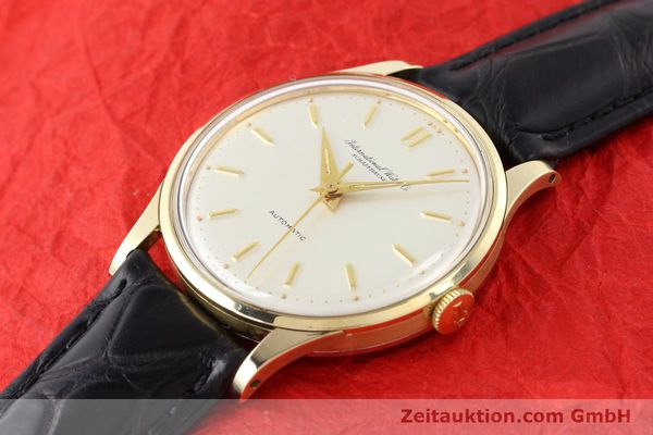 Used luxury watch IWC * 14 ct yellow gold automatic Kal. C.853 Ref. 709A  | 140469 01