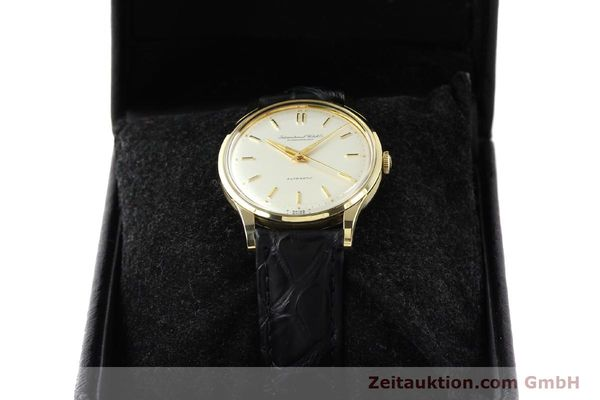 Used luxury watch IWC * 14 ct yellow gold automatic Kal. C.853 Ref. 709A  | 140469 07