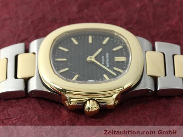 Used luxury watch Patek Philippe Nautilus steel / gold quartz  | 140470 05
