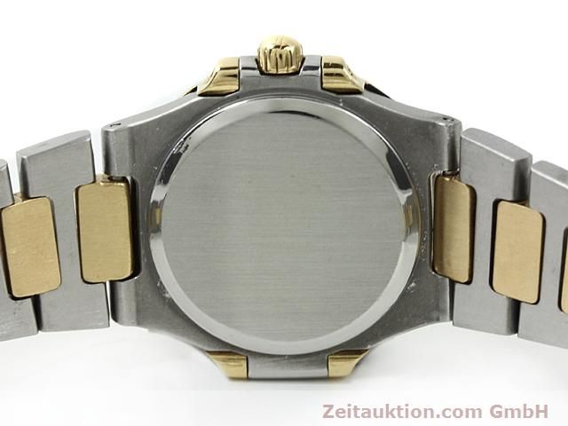 Used luxury watch Patek Philippe Nautilus steel / gold quartz  | 140470 09