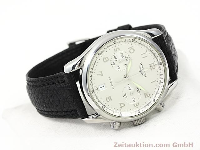 Used luxury watch Longines Master Collection steel automatic Kal. L651.3 ETA 2894-2 Ref. L2.620.4  | 140471 03