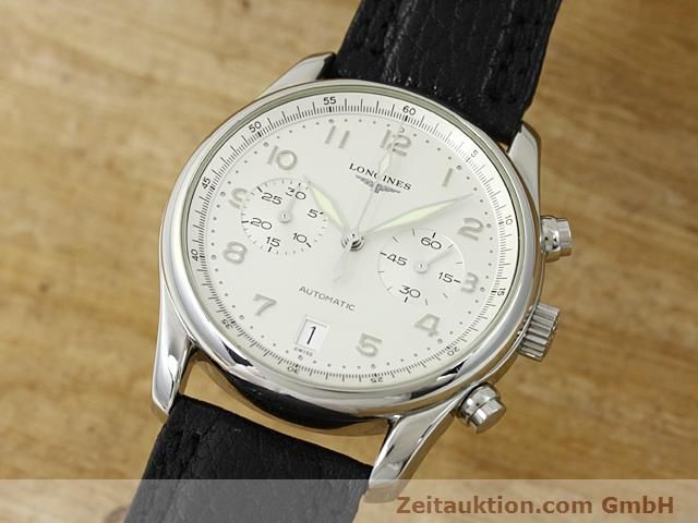 Used luxury watch Longines Master Collection steel automatic Kal. L651.3 ETA 2894-2 Ref. L2.620.4  | 140471 04