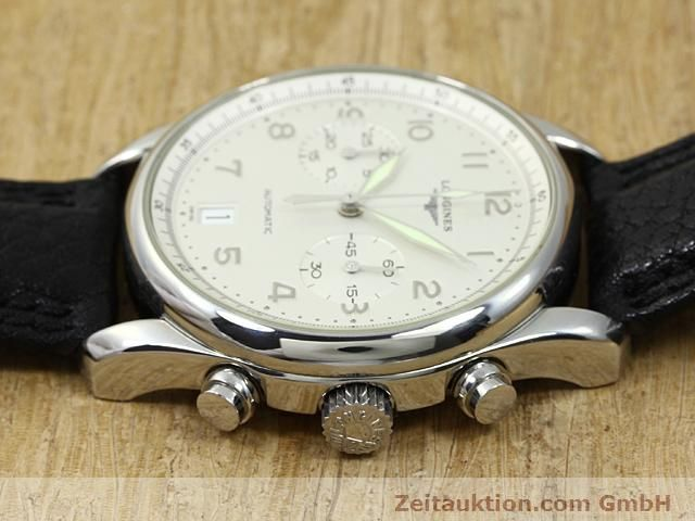 Used luxury watch Longines Master Collection steel automatic Kal. L651.3 ETA 2894-2 Ref. L2.620.4  | 140471 05
