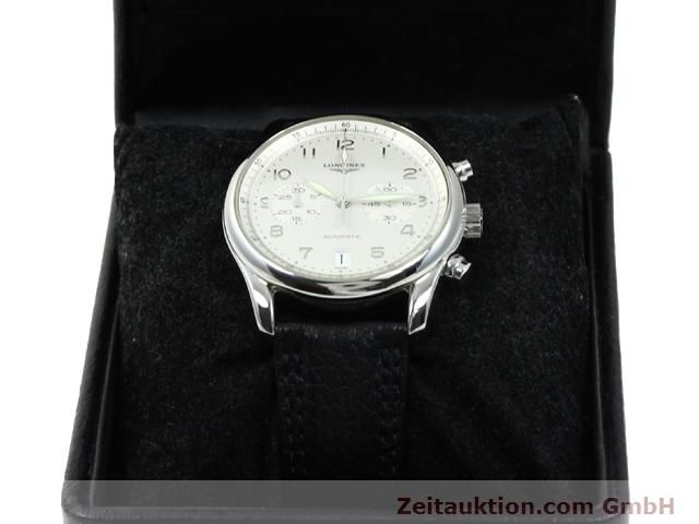 Used luxury watch Longines Master Collection steel automatic Kal. L651.3 ETA 2894-2 Ref. L2.620.4  | 140471 07
