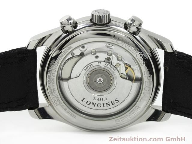 Used luxury watch Longines Master Collection steel automatic Kal. L651.3 ETA 2894-2 Ref. L2.620.4  | 140471 08