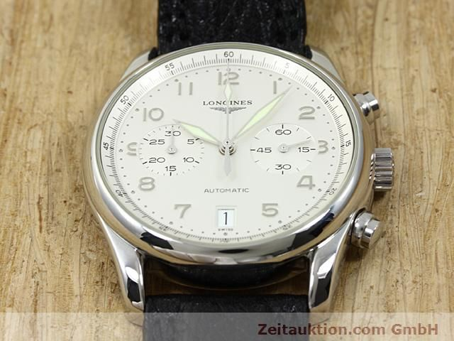 Used luxury watch Longines Master Collection steel automatic Kal. L651.3 ETA 2894-2 Ref. L2.620.4  | 140471 14