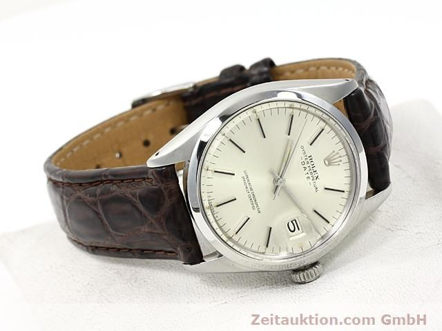 Used luxury watch Rolex Date steel automatic Kal. 1570 Ref. 1500  | 140480 03