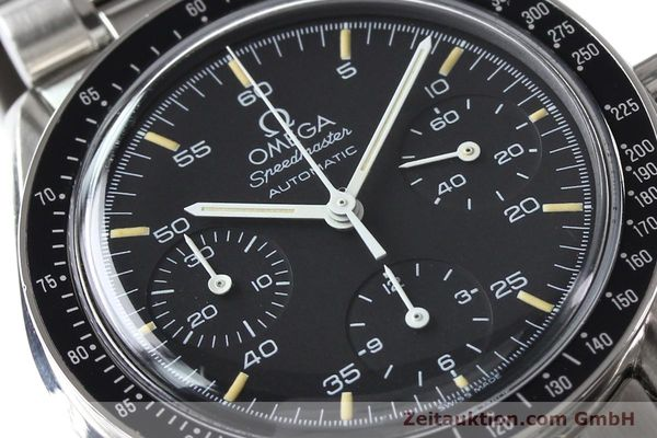 Used luxury watch Omega Speedmaster steel automatic Kal. 1140 ETA 2890-2  | 140483 02
