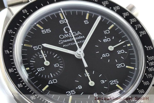 Used luxury watch Omega Speedmaster steel automatic Kal. 1143 ETA 2890A2  | 140485 02