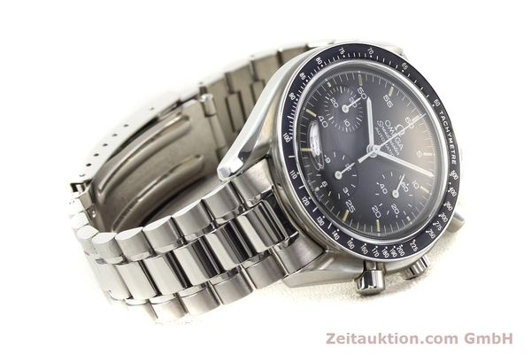 Used luxury watch Omega Speedmaster steel automatic Kal. 1143 ETA 2890A2  | 140485 03