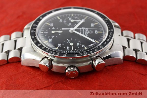 Used luxury watch Omega Speedmaster steel automatic Kal. 1143 ETA 2890A2  | 140485 05