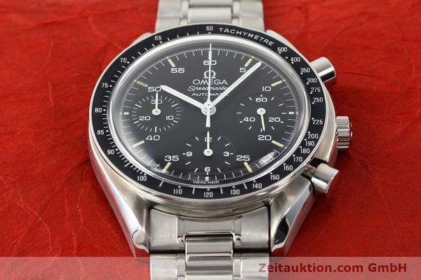 Used luxury watch Omega Speedmaster steel automatic Kal. 1143 ETA 2890A2  | 140485 15