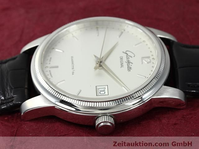 Used luxury watch Glashütte Senator steel automatic Kal. 39  | 140490 05