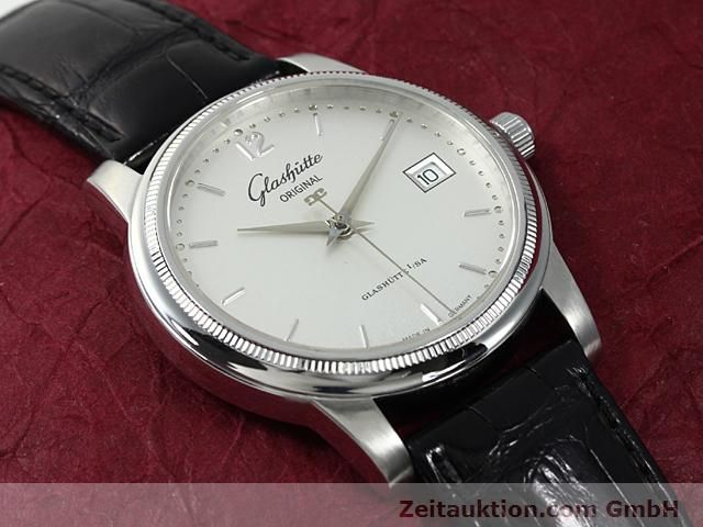 Used luxury watch Glashütte Senator steel automatic Kal. 39  | 140490 13
