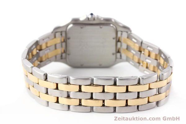 Used luxury watch Cartier Panthere steel / gold quartz  | 140493 10
