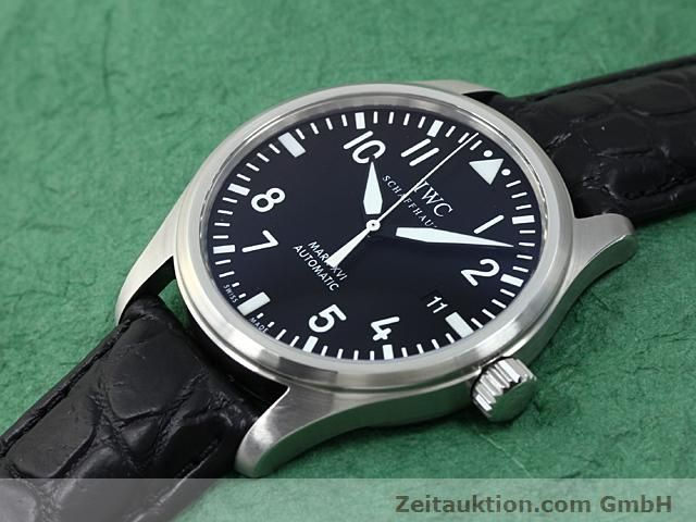 Used luxury watch IWC Mark XVI steel automatic Kal. C.30110 Ref. 3255  | 140496 01