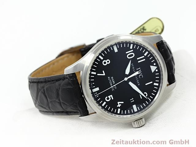 Used luxury watch IWC Mark XVI steel automatic Kal. C.30110 Ref. 3255  | 140496 03