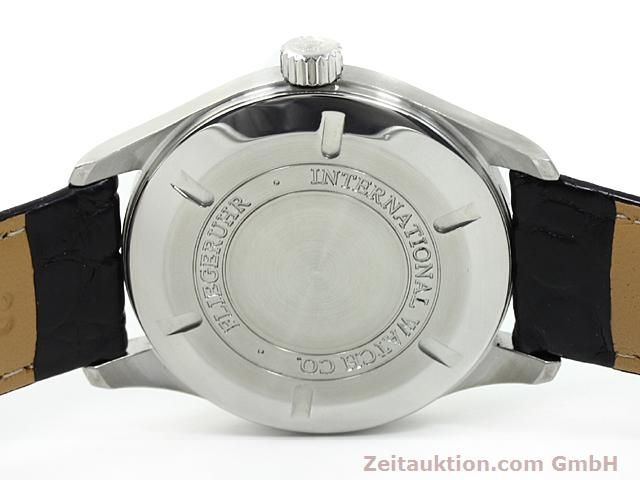 Used luxury watch IWC Mark XVI steel automatic Kal. C.30110 Ref. 3255  | 140496 09