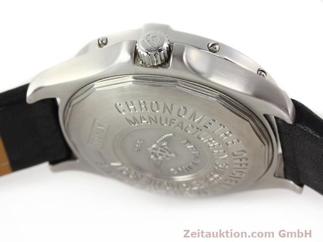 Used luxury watch Breitling Colt steel quartz Kal. B74 Ref. A74350  | 140498 10