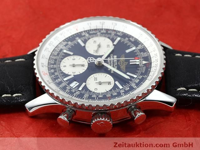 Used luxury watch Breitling Navitimer steel automatic Kal. ETA 7753 Ref. A23322  | 140502 05