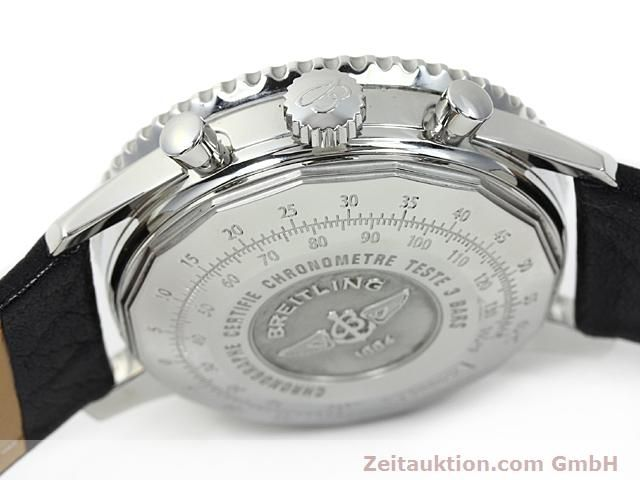 Used luxury watch Breitling Navitimer steel automatic Kal. ETA 7753 Ref. A23322  | 140502 08