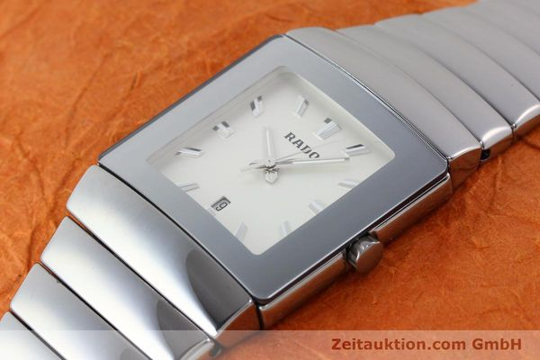 Used luxury watch Rado Diastar ceramic quartz Kal. ETA 256111 Ref. 152.0432.3 VINTAGE  | 140512 01