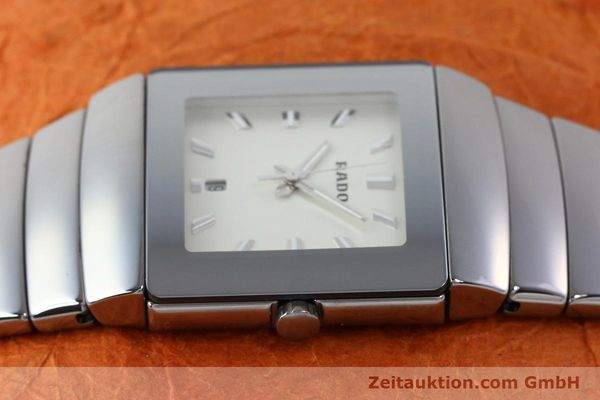 Used luxury watch Rado Diastar ceramic quartz Kal. ETA 256111 Ref. 152.0432.3 VINTAGE  | 140512 05