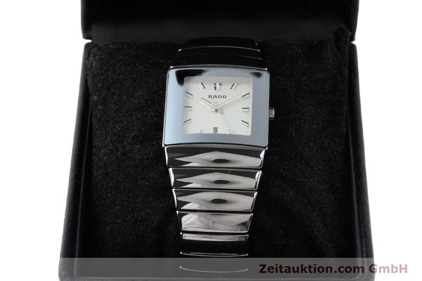 Used luxury watch Rado Diastar ceramic quartz Kal. ETA 256111 Ref. 152.0432.3 VINTAGE  | 140512 07