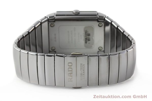 Used luxury watch Rado Diastar ceramic quartz Kal. ETA 256111 Ref. 152.0432.3 VINTAGE  | 140512 10
