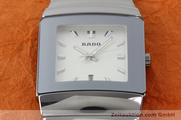 Used luxury watch Rado Diastar ceramic quartz Kal. ETA 256111 Ref. 152.0432.3 VINTAGE  | 140512 14