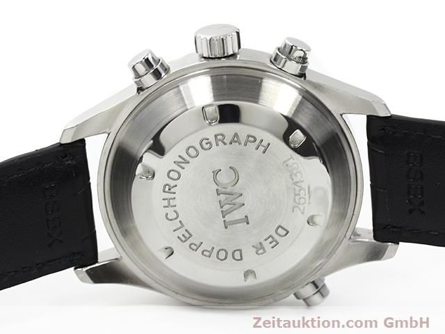 Used luxury watch IWC Fliegerchronograph steel automatic Kal. C.79230  | 140516 08