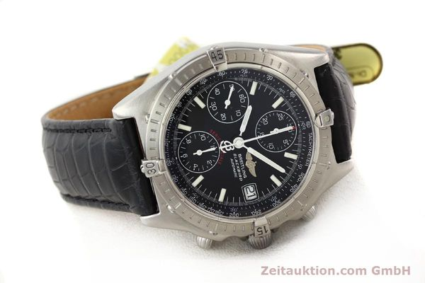 Used luxury watch Breitling Blackbird steel automatic Ref. A130501  | 140518 03