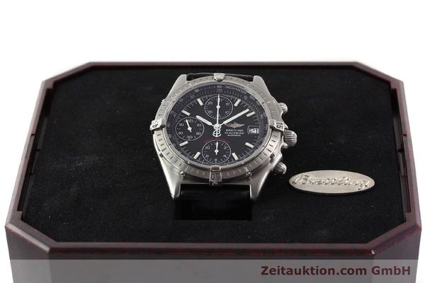 Used luxury watch Breitling Blackbird steel automatic Ref. A130501  | 140518 07
