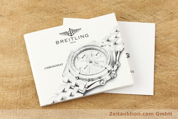 Used luxury watch Breitling Blackbird steel automatic Ref. A130501  | 140518 13