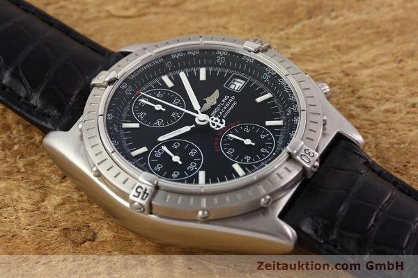 Used luxury watch Breitling Blackbird steel automatic Ref. A130501  | 140518 16