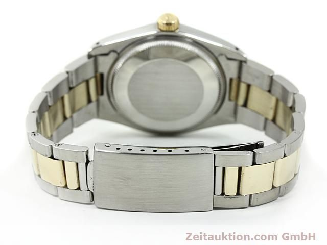 Used luxury watch Rolex Date steel / gold automatic Kal. 1570 Ref. 1503  | 140526 12
