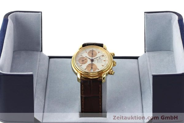 Used luxury watch Maurice Lacroix Croneo gold-plated automatic Kal. VAL 7750 Ref. 39353  | 140529 07