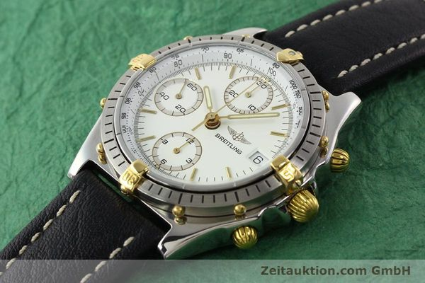 Used luxury watch Breitling Chronomat gilt steel automatic Kal. VAL 7750 Ref. 81950B13047  | 140537 01