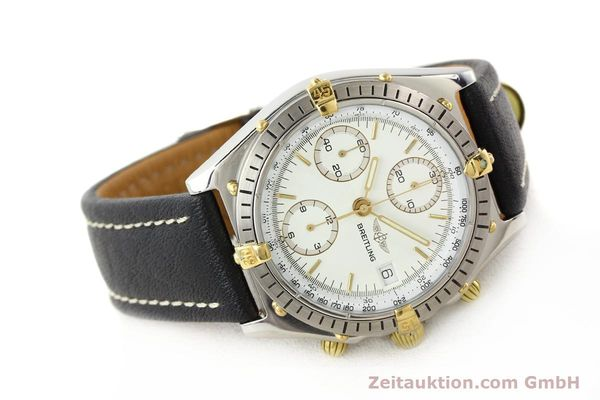 Used luxury watch Breitling Chronomat gilt steel automatic Kal. VAL 7750 Ref. 81950B13047  | 140537 03
