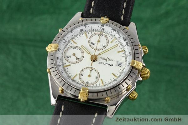 Used luxury watch Breitling Chronomat gilt steel automatic Kal. VAL 7750 Ref. 81950B13047  | 140537 04