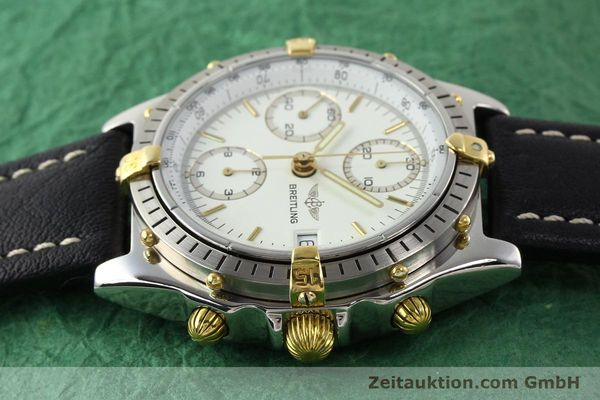 Used luxury watch Breitling Chronomat gilt steel automatic Kal. VAL 7750 Ref. 81950B13047  | 140537 05