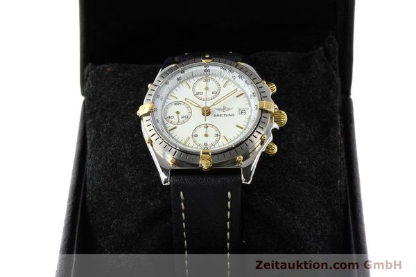 Used luxury watch Breitling Chronomat gilt steel automatic Kal. VAL 7750 Ref. 81950B13047  | 140537 07