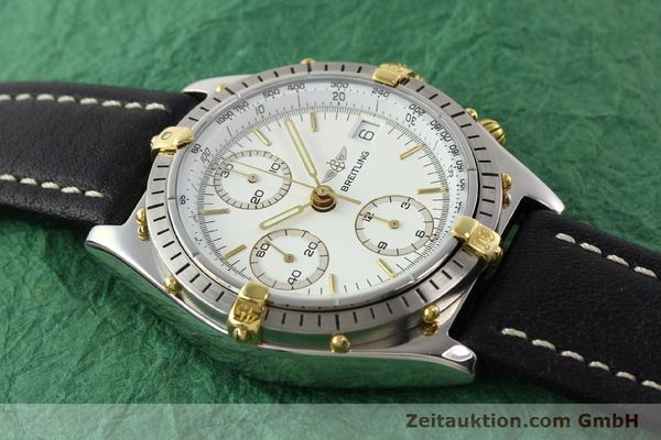 Used luxury watch Breitling Chronomat gilt steel automatic Kal. VAL 7750 Ref. 81950B13047  | 140537 14