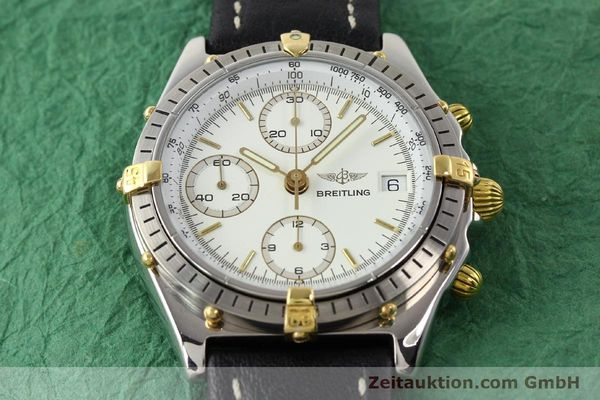 Used luxury watch Breitling Chronomat gilt steel automatic Kal. VAL 7750 Ref. 81950B13047  | 140537 15