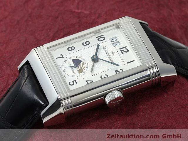 Used luxury watch Jaeger Le Coultre Reverso steel automatic Kal. 970 Ref. 240.8.72  | 140539 01